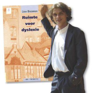 Leon-met-boek ruimte voor dyslexie